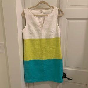 NWT Trina Turk 'Miss Brady' Colorblock Dress